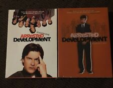 Arrested Development Season 1 (Used) And 2 (New) DVD Sets