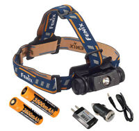 Fenix HL60R 950 Lumens USB Rechargeable Headlamp w/ 3500 mAh 18650 Battery