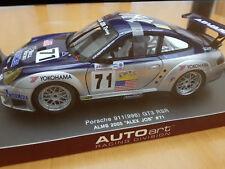 1:18 AUTOART PORSCHE 911 (996) GT3 RSR #71 Le Mans 2005