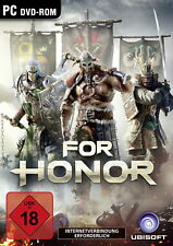 For Honor (PC, 2017, DVD-Box)