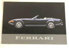 "Vintage Ferrari Postcard From the 80's - 5"" x 7"""