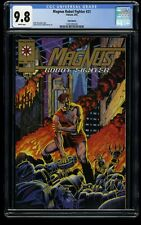 Magnus Robot Fighter #21 CGC NM/M 9.8 White Pages Gold Edition!
