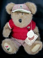 NWT Boyds Bears PUTTER T. PARFORE Retired Golf Jointed Best Dressed Collection