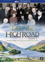 TAKE THE HIGH ROAD VOLUME 4 EPISODES 19-24 DVD Edith MacArthur UK Release New R2