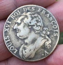 12 Deniers LOUIS XVI 1792 A Couvent Barnabites. Rare. Bel État ET Petit Prix