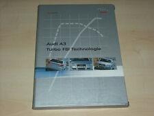 56045) Audi A3 TFSI Pressemappe 06/2005