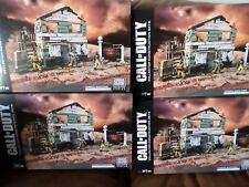 Mega Bloks Call Of Duty Zombies Nuketown Building Set 2016 NEW 1 SEALED BOX RARE