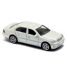 "2001 Lexus LS 430 Sedan White XF30 6064 Motor Max 1:64 3"" inch Toy Car"
