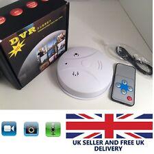 Cámara Espía HD Mini 32 GB Detector de alarma de humo Cam Video DVR Oculto Movimiento Niñera