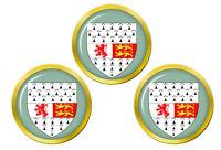 County Carlow (Irlande) Marqueurs de Balles de Golf