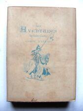 LES AVENTURES ROMANESQUES D'UN COMTE D'ARTOIS / GEORGES HURTREL / 1883