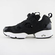 New Mens Reebok x Naked Womens Black Instapump Fury Trainers Rare UK 7.5 V70166