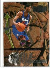 MARCUS CAMBY 1997-98 Metal All Millennium #6 ($.50 SHIPPING)