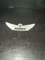 BRANIFF AIRWAYS II PILOT CAPTAIN shirt wing Bullion 7th issue Braniff Airlines