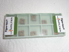 NEU Walter 10 LNHU080404-B57T WKP35 Wendeplatten mit Rechnung