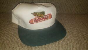 Vintage Swingster Dekalb Seed & Feed Baseball Hat Cap Snapback One Size USA