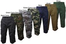 Camouflage Cargo, Combat Regular Shorts for Men