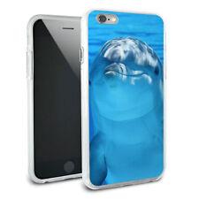 Dolphin Underwater Ocean - Scuba Diving Hybrid Case for iPhone 6 6s Plus