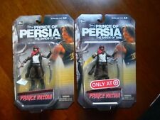 Dastan Prince of Persia The Sands of Time  Regular & Rare  HTF Target Exclusive