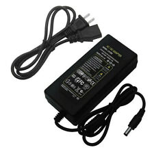 Universal 12V 5A 60W AC/DC Power Supply Adapter Charger for PC LCD Monitor TV UK