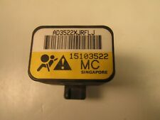 Chevrolet Airbag Sensor 15103522 GMC 1014