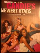 Hilary Duff, Michelle Trachtenberg, Ciara 4pg TEEN PEOPLE feature, clippings