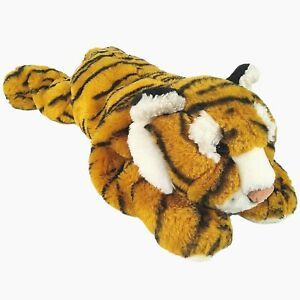 """Animal Alley Bengal Tiger Plush 24"""" Long Laying Floppy Realistic Toys R Us"""