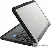 GUMDROPCASES DT-DL3189-BLK DropTech Case For Dell Chromebook 11 3189 -