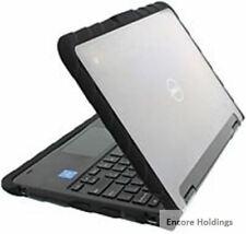 GUMDROPCASES DT-DL3189-BLK DropTech Case For Dell Chromebook 11 3189 -
