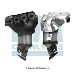 Bm BM91684H Catalytique Convertisseur Avant