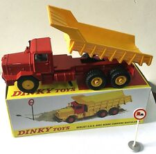 Atlas 1:43 Super Dinky Toys 572 BERLIET GBO AVEC BENNE CARRIERE BASCULANTE MODEL