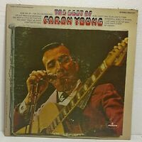 Faron Young – The Best Of: Mercury LP 1970 Vinyl Compilation (Country)