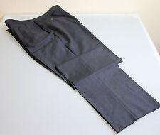 $880 New Authentic GUCCI Mens Wool Tuxedo Dress Pants,EU 56R/US 40 #128557