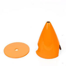 Carbon Fiber  Spinner for SBach Plane Orange Color 4in/102mm
