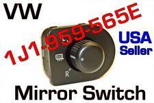 VW Electric MIRROR SWITCH 1J1-959-565E Heated,  Beetle 1998-2010