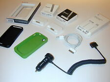 Apple iPhone 4 & 4S Accessories including Docks - Cases - Cable - Car Charger
