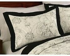 Cannon Camila Embroidered Sham - Standard/Queen (20 x 26) (New, Sealed)