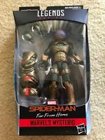 """Marvel Legends Series Spider-Man Far From Home - Mysterio Action Figure Toy 6"""""""
