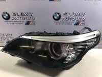 BMW 5 SERIES E60 E61 LCI LEFT SIDE HEADLIGHT OEM 7177729
