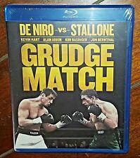 Grudge Match (Blu-ray, 2014) Robert De Niro/Kevin Hart/Sylvester Stallone!
