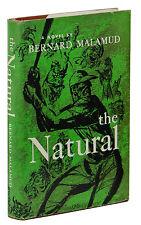The Natural ~ Bernard Malamud ~ First Edition ~ 1st Printing ~1952