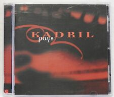 CD - Kadril - Pays - Alea - Flemish Folk - WMB 21039 - 2003  (O34)