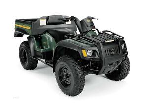 John Deere Trail Buck ATV 500 650 650EX & 650EXT Technical Manual TM2160 On CD