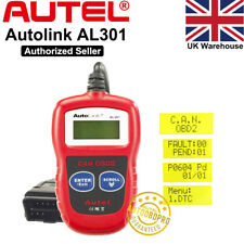 Autel Tech Autolink AL301 Fault Code Reader OBD2 EOBD Automotive Diagnostic Tool