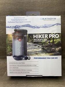 Katadyn Hiker Pro MicroFilter Water Filtration System