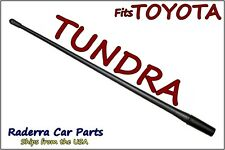 "FITS: 2000-2017 Toyota Tundra - 13"" SHORT Custom Flexible Rubber Antenna Mast"