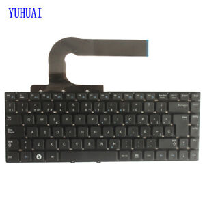 NEW FOR Samsung QX411 QX412 Q430 SF410 Keyboard Spanish Teclado Black