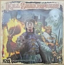 Kill Shakespeare - IDW Games (2014)