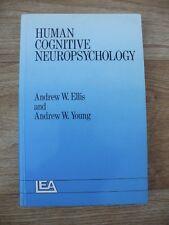 Human Cognitive Neuropsychology - Ellis & Young (Paperback 1993)