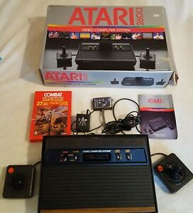 """Promotional"" ATARI 2600  Console Complete In Original BOX, as supplied"